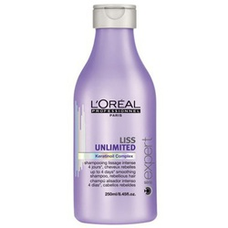 L'Oreal Professionnel Liss Unlimited Shampoo 250ml