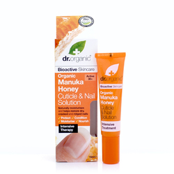 Dr.Organic Manuka Honey Cuticle & Nail Solution 15ml
