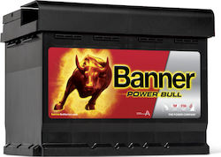 Banner Power Bull P6219 62Ah