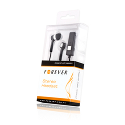 Forever In-Ear Stereo 3.5mm