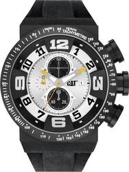 CAT DT 50 Black Rubber Chronograph DT16321211