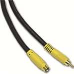 OEM Video Cable RCA male - RCA female 3m (11689)