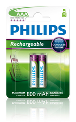 Philips AAA 800mAh (2τμχ)