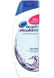 Head & Shoulders Σαμπουάν For Men 400ml