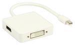 Valueline mini DisplayPort male - DVI/DP/HDMI female (VLMP37460W0.20)