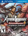 Dynasty Warriors 8: Xtreme Legends Complete Edition PSVita