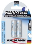 Ansmann Wireless AA 2100mAh (2τμχ)