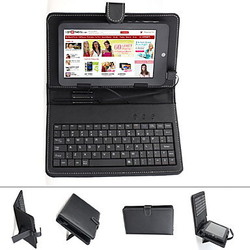 Maxxxer Flip Case with usb keyboard 8""