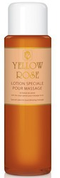 Yellow Rose Lotion Speciale Pour Massage 500ml
