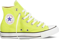 Converse All Star Chuck Taylor Hi Κίτρινο 142370C