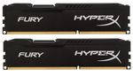 HyperX Fury Black 16GB DDR3-1866MHz (HX318C10FBK2/16)