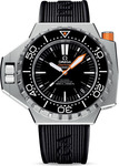 Omega Seamaster PloProf 1200M Co-Axial Chronometer Rubber Strap 224.32.55.21.01.001