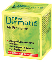 Vitorgan New Dermatic Air Freshener Diffuser 30ml