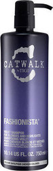 Tigi Catwalk Fashionista Violet Shampoo Pump 750ml