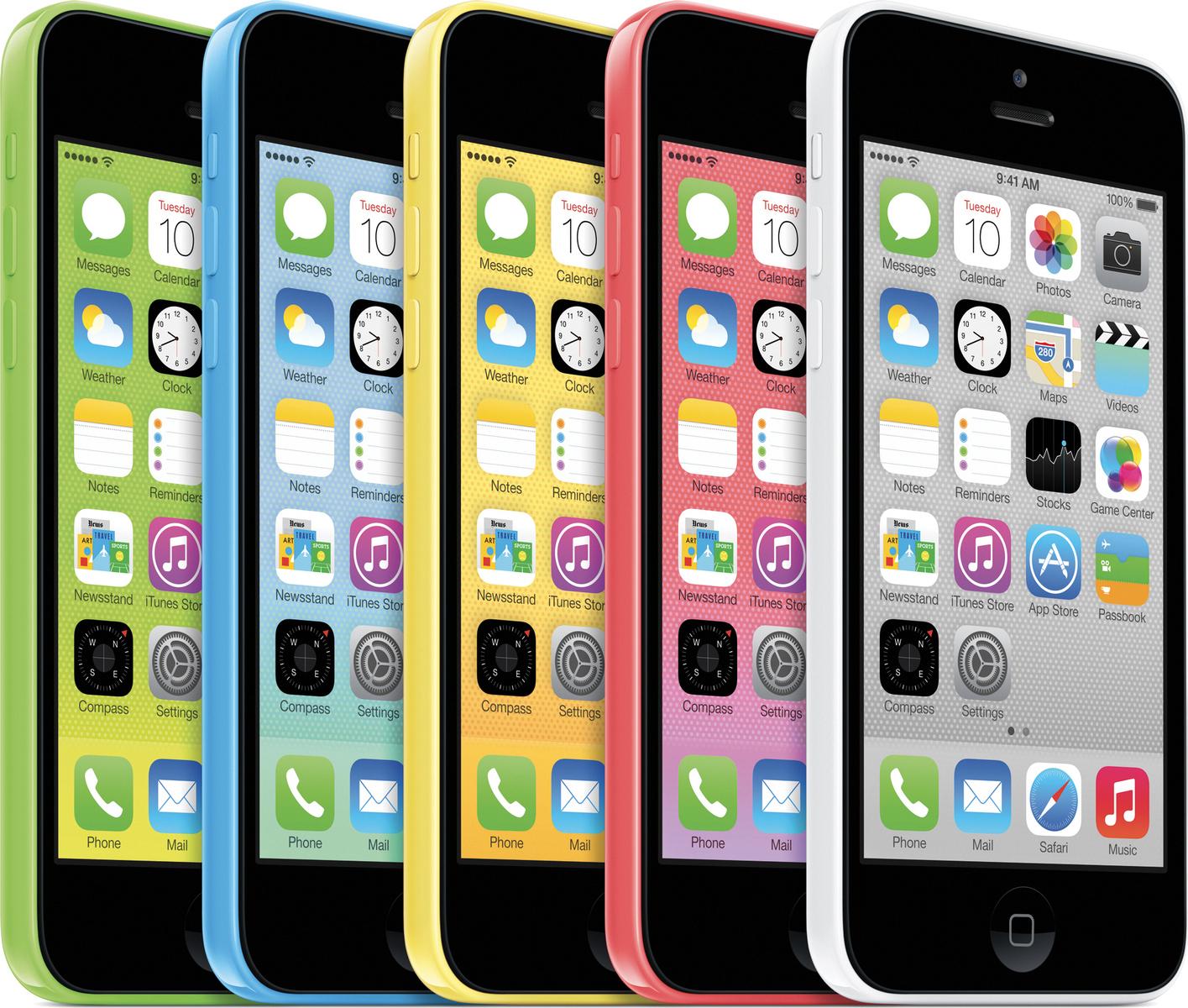 6046450f6e6 Apple iPhone 5C (8GB) - Skroutz.gr