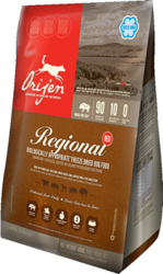 Orijen Freeze Dried Regional Red 170gr
