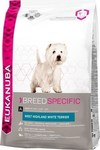 Eukanuba Adult West Highland & White Terrier 2.5kg