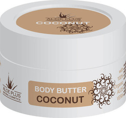 Aloe Plus Natural Cosmetics Body Butter Coconut 50ml