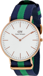 Daniel Wellington Warwick 40mm 0105DW