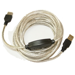TrustWire USB 2.0 Cable USB-A male - USB-A female 5m (16207)