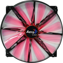 Aerocool Lightning 200mm LED Red Edition