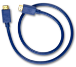 Kimber Kable HDMI Cable HDMI male - HDMI male 1.50m (HD-09 1.5m)