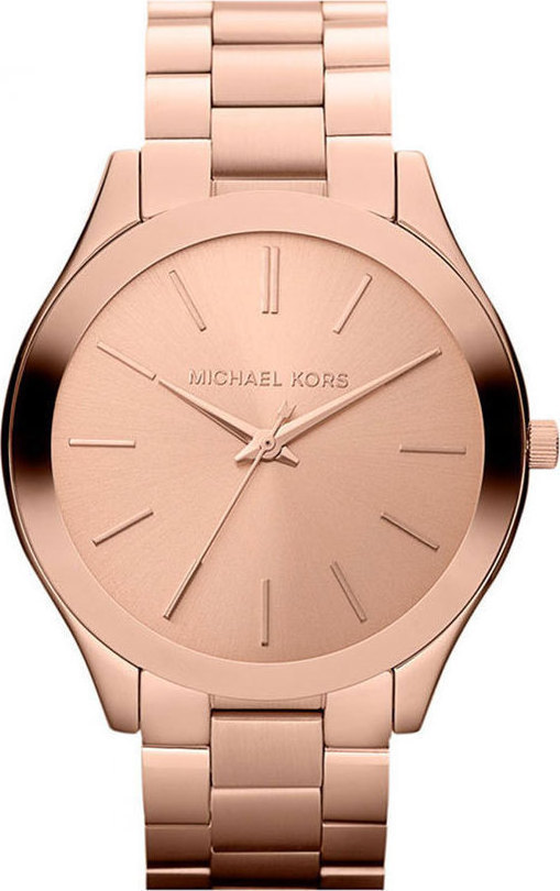 bbbb0b4f1b Προσθήκη στα αγαπημένα menu Michael Kors Slim Runway Gold Rose Bracelet