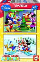 Mickey Mouse Club House 2x48 Educa