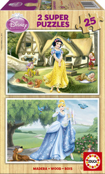 Cinderella & Snow White 2x25 Educa