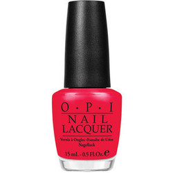OPI Red Lights Ahead... Where? NL H61