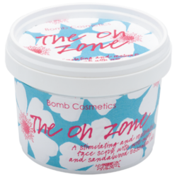 Bomb Cosmetics The Oh Zone Face Scrub 120ml