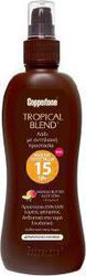 Coppertone Tanning Oil Spray Mango Butter & Aloe Vera SPF15 200ml