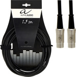 Alpha Audio MIDI Cable midi male - midi male 1.5m (190.775)