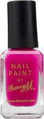 Barry M Nail Paint No 272 Shocking Pink