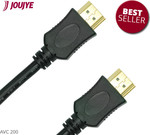 Jou Jye HDMI Cable with Ethernet HDMI male - HDMI male 5m (1632)