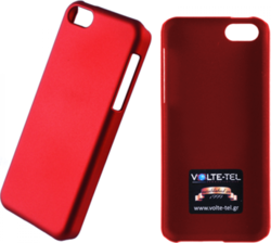 OEM Faceplate Fitcover Red (iPhone 5C)