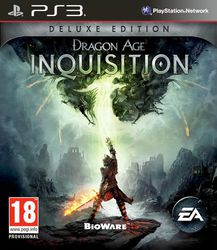 Dragon Age: Inquisition (Deluxe Edition) PS3
