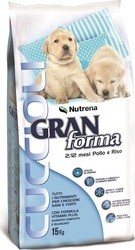 Nutrena Gran Forma Puppy Chicken & Rice 15kg