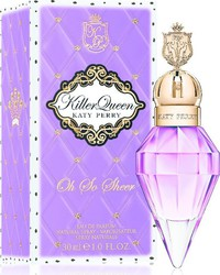 Katy Perry Killer Queen Oh So Sheer Eau de Parfum 100ml