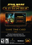 EA - Electronic Arts Star Wars The Old Republic 60 Day Prepaid Card PC