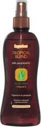 Coppertone Tanning Oil Aloe Vera SPF4 200ml