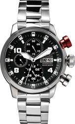 Aviator Professional Pilots Automatic Chronograph Limited Edition Stainless Steel Bracelet P.4.06.0.016.5
