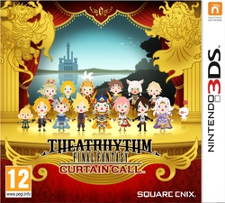 Theatrhythm Final Fantasy: Curtain Call 3DS