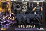 The Chronicles of Riddick Riddick in necro armor