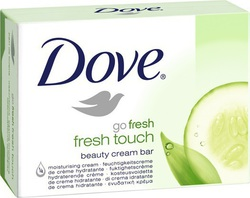 Dove Soap Go Fresh Touch 100gr