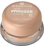 Essence Soft Touch Mousse Make Up 01 16gr