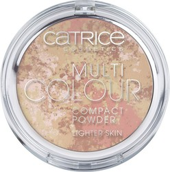 Catrice Cosmetics Multi Colour Compact Powder 010 Rose Beige 5gr