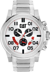 CAT Chicago Stainless Steel Chronograph PS14311231