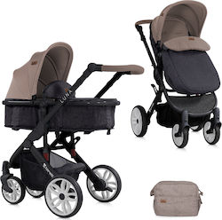 Lorelli Bertoni Luna 3 in 1 Brown & Beige
