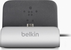 Belkin micro USB Charging Station Γκρί (F8M389)